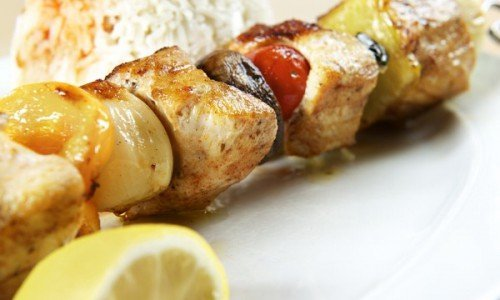 Kreative griechische Küche